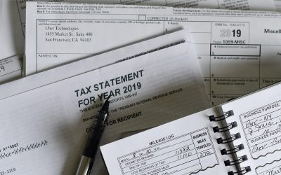 tax statements and forms