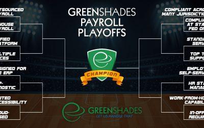 GS Payroll Playoffs March Madness Bracket 2021